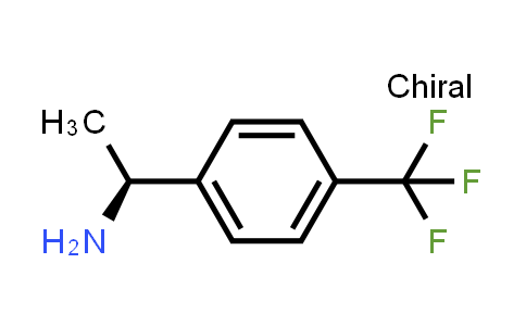 (1S)-1-[4-(Trifluoromethyl)phenyl]ethylamine