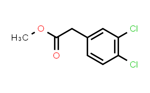 2-(3,4-dichlorophenyl)acetic acid methyl ester