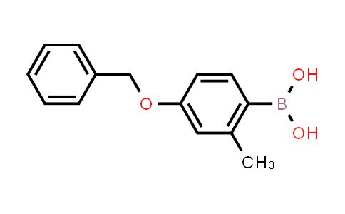 4-Benzyloxy-2-methylphenylboronic acid