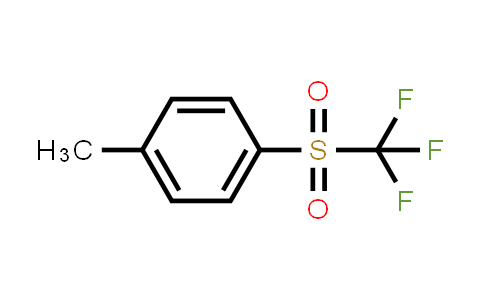1-Methyl-4-((trifluoromethyl)sulfonyl)benzene