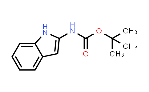 tert-butyl 1H-indol-2-ylcarbamate