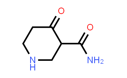4-Oxo-3-piperidinecarboxamide