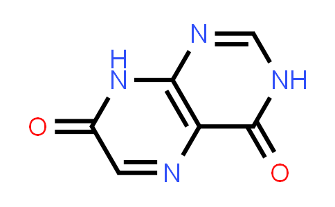 pteridine-4,7(3H,8H)-dione