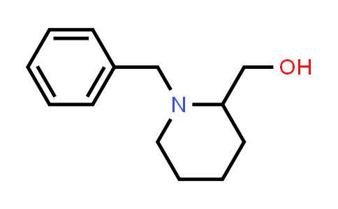 1-Benzyl-2-piperidinemethanol
