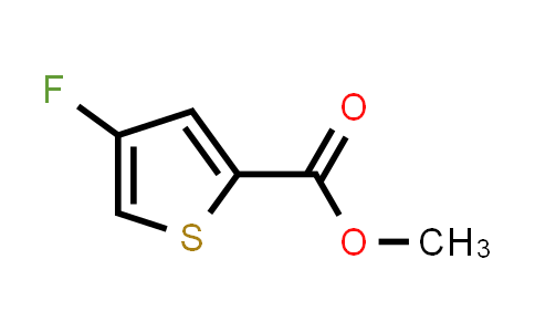 Methyl 4-fluorothiophene-2-carboxylate