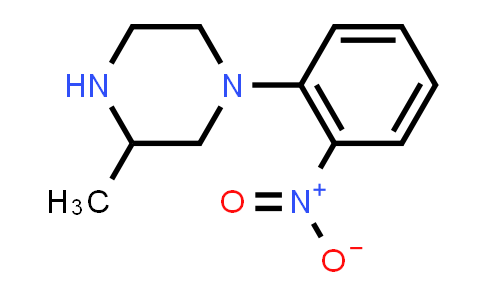 3-Methyl-1-(2-nitrophenyl)piperazine
