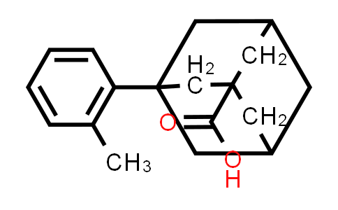 3-(2-methylphenyl)-1-adamantanecarboxylic acid