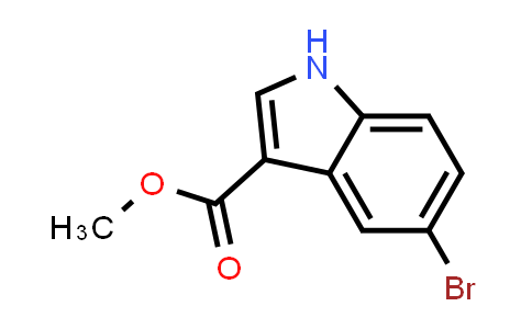 Methyl5-bromo-1H-indole-3-carboxylate
