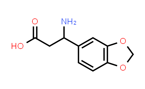 3-Amino-3-(benzo[d][1,3]dioxol-5-yl)propanoic acid