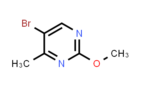 5-Bromo-2-methoxy-4-methylpyrimidine