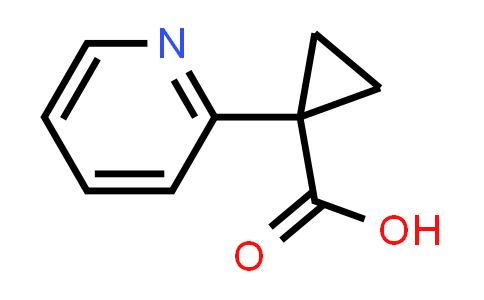 1-(2-Pyridyl)cyclopropanecarboxylic acid