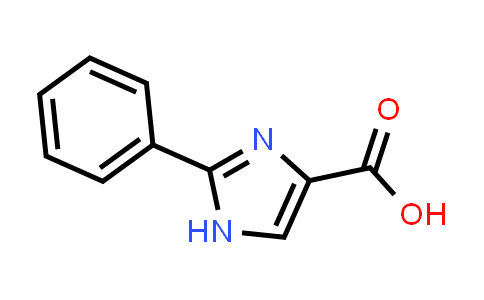 2-Phenyl-1H-imidazole-4-carboxylic acid