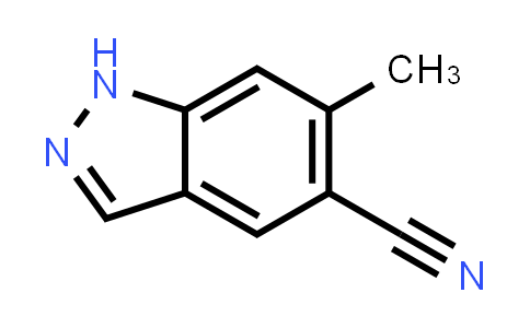 6-Methyl-1H-indazole-5-carbonitrile