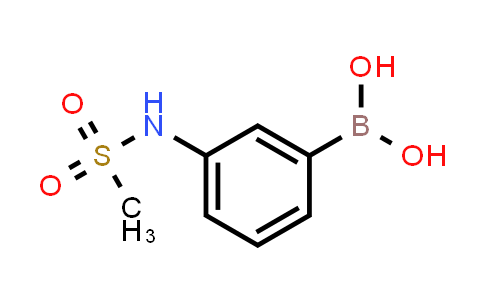 3-(Methylsulfonylamino)phenylboronic Acid
