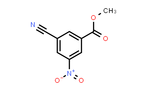 Methyl 3-cyano-5-nitrobenzoate