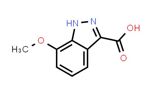 7-Methoxy-1H-indazole-3-carboxylic acid