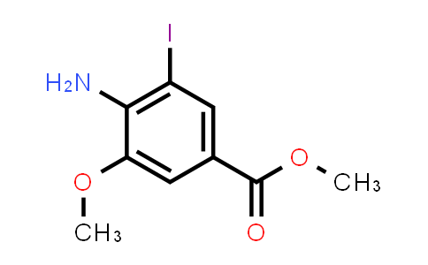 Methyl 4-amino-3-iodo-5-methoxybenzoate