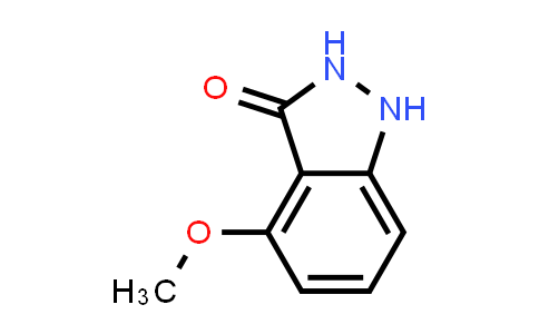 4-Methoxy-1H-indazol-3(2H)-one