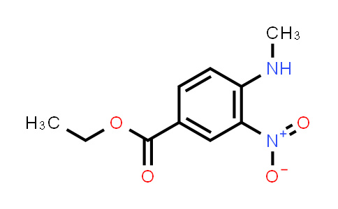 Ethyl 4-methylamino-3-nitrobenzoate