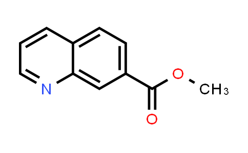 Methyl quinoline-7-carboxylate