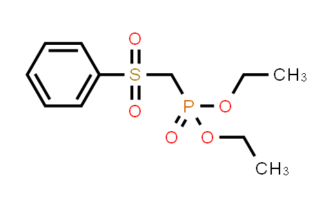 Diethyl ((phenylsulfonyl)methyl)phosphonate