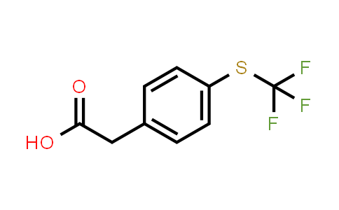 BC335533 | 102582-93-4 | 4-(TrifluoroMethylthio)phenylacetic acid